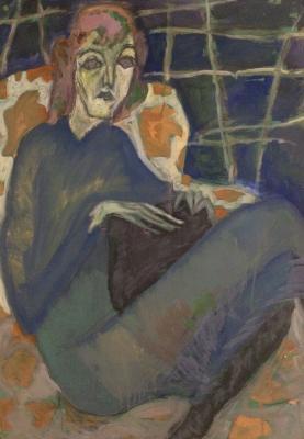 """Filippova M. V. """"Portrait of an Unknown"""""""