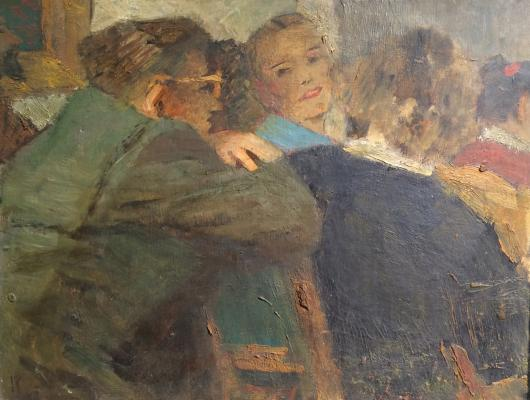 "Korovin Y. ""At the meeting"""