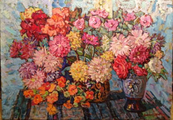 """Valiakhmetov A. K. """"Summer flowers"""""""