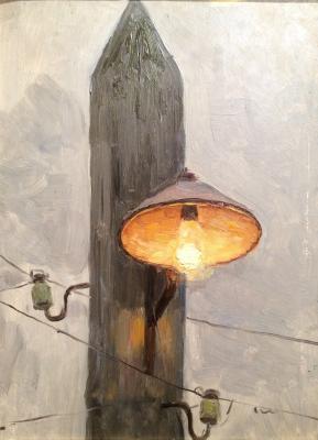 """Sysoyev N. A. """"Light bulb Ilyich."""""""