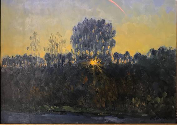 """Sysoyev N. A. """"Dawn"""""""