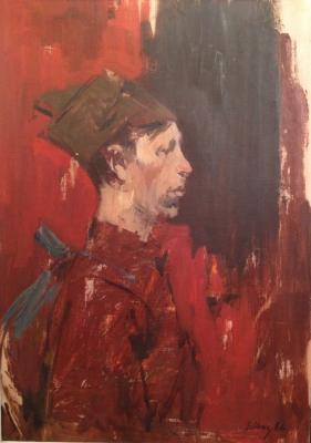 "Moiseyenko Y. Y. ""Red Army man"""