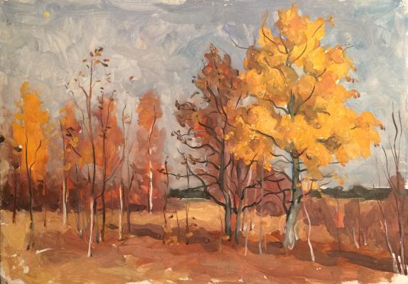"""Sretensky G. """"Autumn."""""""