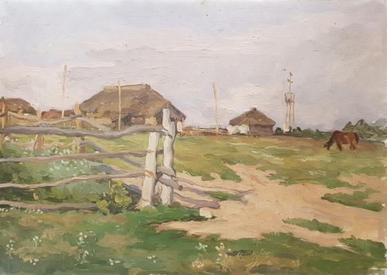 Sretensky Grigory - Village