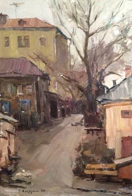"Kolyada S. A. ""Krutitsy lane. Moscow."""