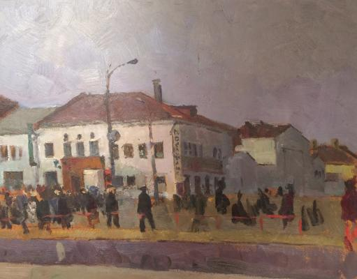 "Kolyada S. A. ""Taganka Theater."""