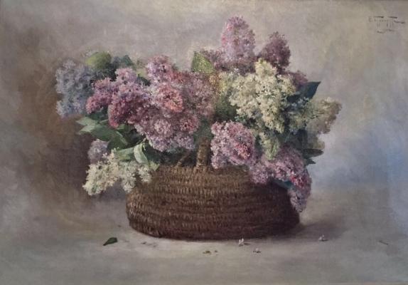 """Burkhardt F. K. """"Lilac"""""""