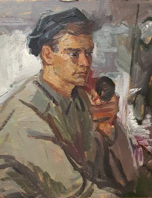 Антонов Сергей Георгиевич. Радист