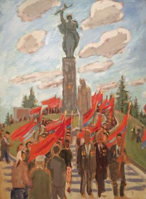 "Kuznetsov Y. M. ""Veterans Lower Turinsk."""