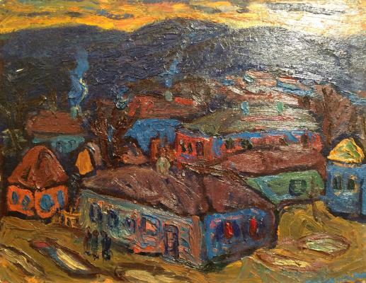 "Kuznetsov Y. M. ""The village"""