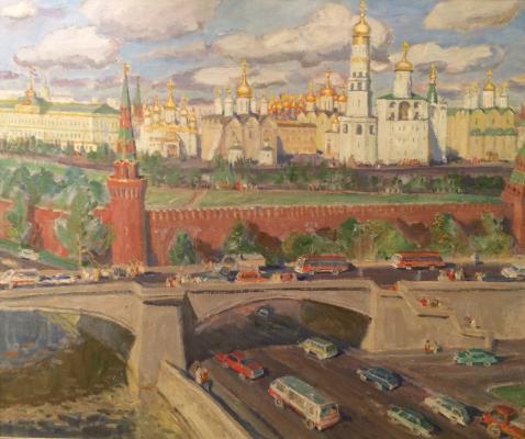 "Kuznetsova Y. Y. ""Moscow labor."""