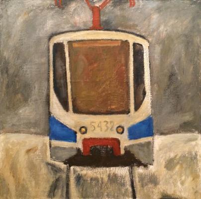 """Svobodova N. N. """"Tram"""""""