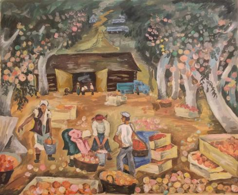 "Kitayev ""BAM Fruits."""
