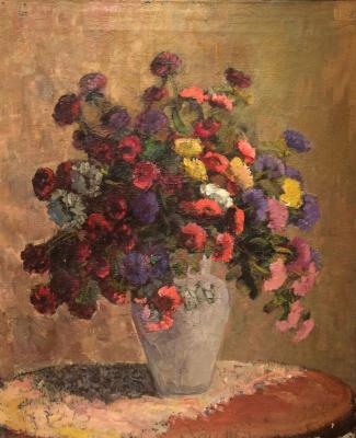 "Gevorkyan S. Y. ""Bouquet."""