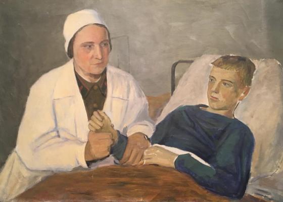 Гиппиус Наталия Александровна. Доктор