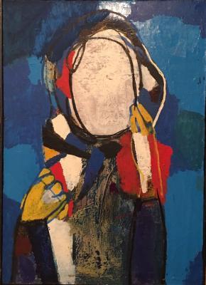 """Svetlitsky V. G. """"Tie a scarf"""""""