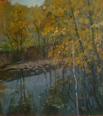 """Tretyakov Y. I. """"Autumn."""""""