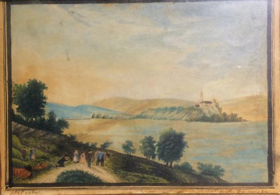 """Zamkov N. """"Landscape."""""""
