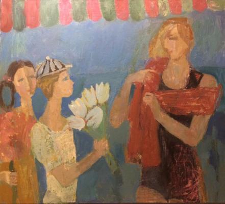 "Rudakova O. M. ""Flowers champion."""