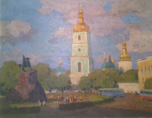 Леман Георгий Александрович. Киев