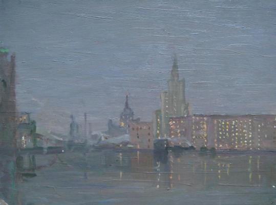 "Kuznetsov-Volzhsky M. A. ""Moscow ."""