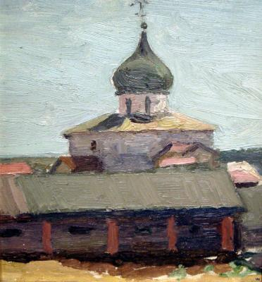 "Kuznetsov-Volzhsky M. A. ""Ancient monument ."""