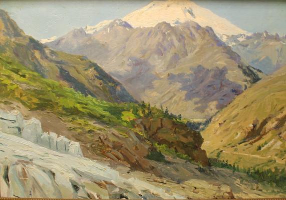 """Arishin V. M. """"Elbrus."""""""