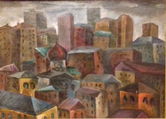 Савосин Вячеслав Иванович. Москва