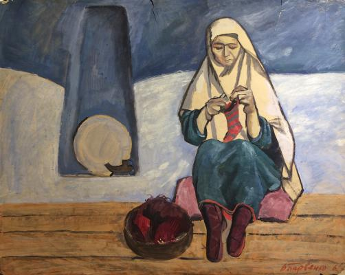 Barvenko Viktor Petrovich - Monaba knitting.