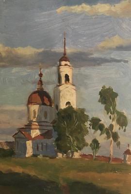 Барвенко Виктор Петрович. Церковь