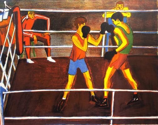"""Duvidov V. A. """"Boxing."""""""