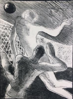 "Duvidov V. A. ""Volleyball."""