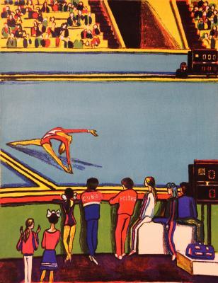 """Duvidov V. A. """"Gymnastics."""""""