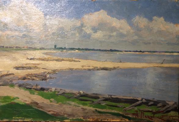 """Makovsky A. V. """"Landscape"""""""