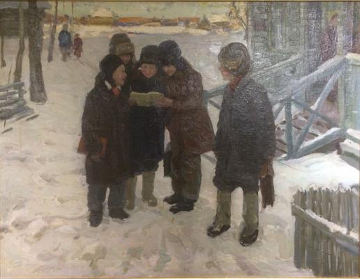 "Kulikov ""Interesting book."""