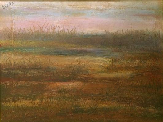 """Vylokh I. A. """"Landscape."""""""