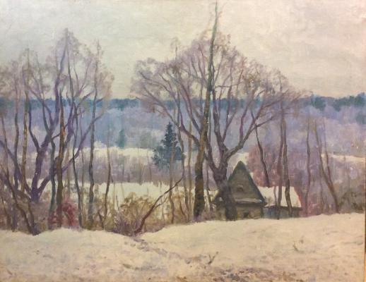 Вулох Игорь Александрович. Зима