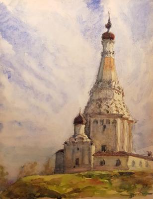 Хряков Александр Федорович. Церковь