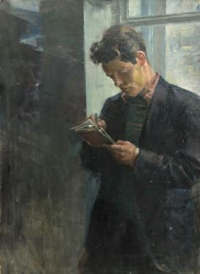 Модоров Федор Александрович. Писатель