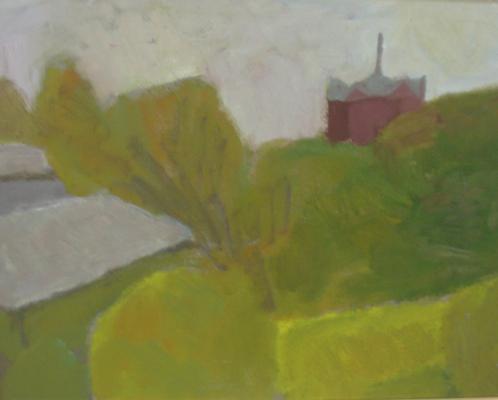 """Dynnikov V. P. """"Landscape"""""""