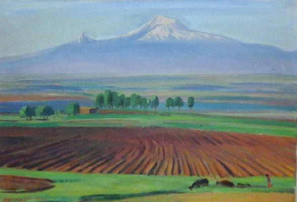 "Kodzhoyan L. A. ""Ararat."""