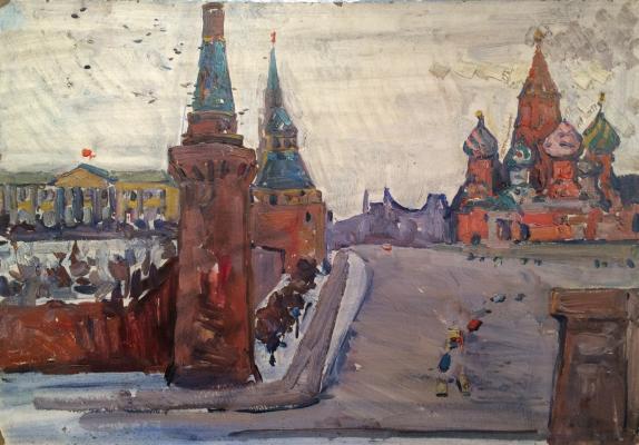 """Shcherbakov V. V. """"Red Square"""""""