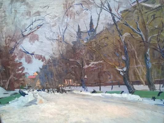 Denisov Nikolay Viktorovich - Sretensky Boulevard