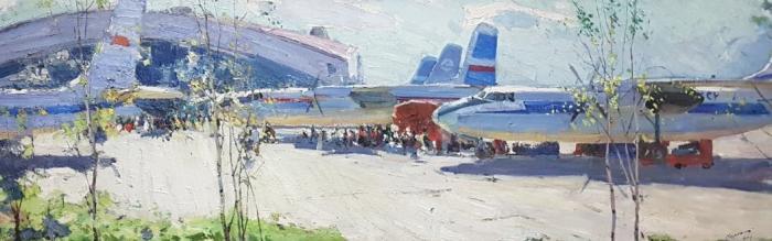 "Samokhin V. K. ""Aerodrome. Aircraft."""