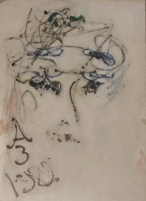 "Zverev A. T. ""Portrait"""