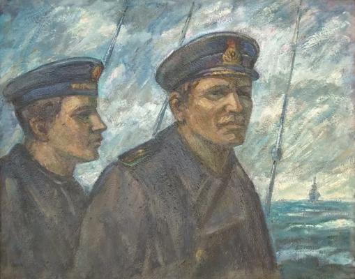 """Konstantinov I. F. """"Patrol."""""""