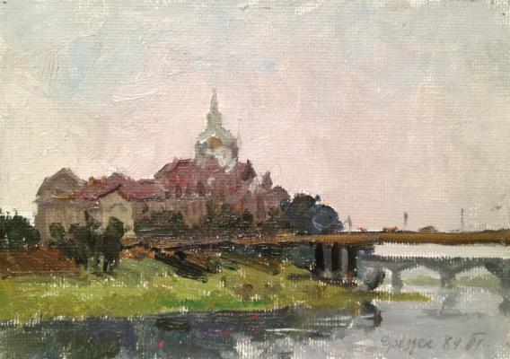 Голиков Василий Васильевич. Дрезден