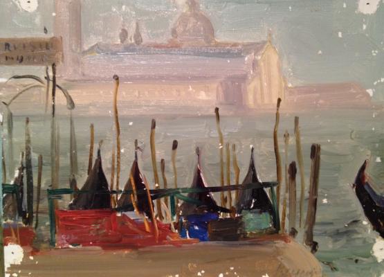 """Golikov V. V. """"Venice"""""""