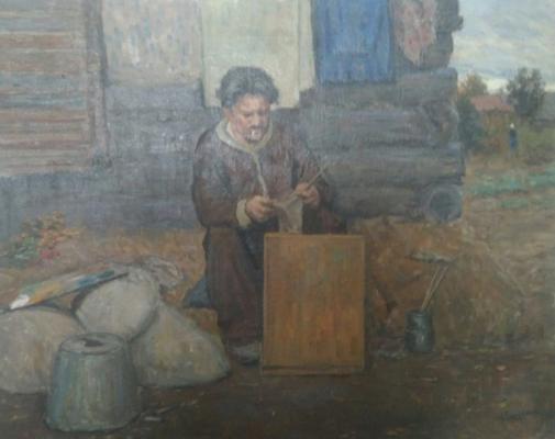 Баграмян Мовсес Мовсесович. Воспоминание.