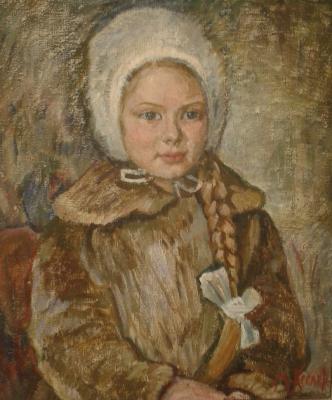 Кеслер Маргарита Леонидовна. Ирочка.